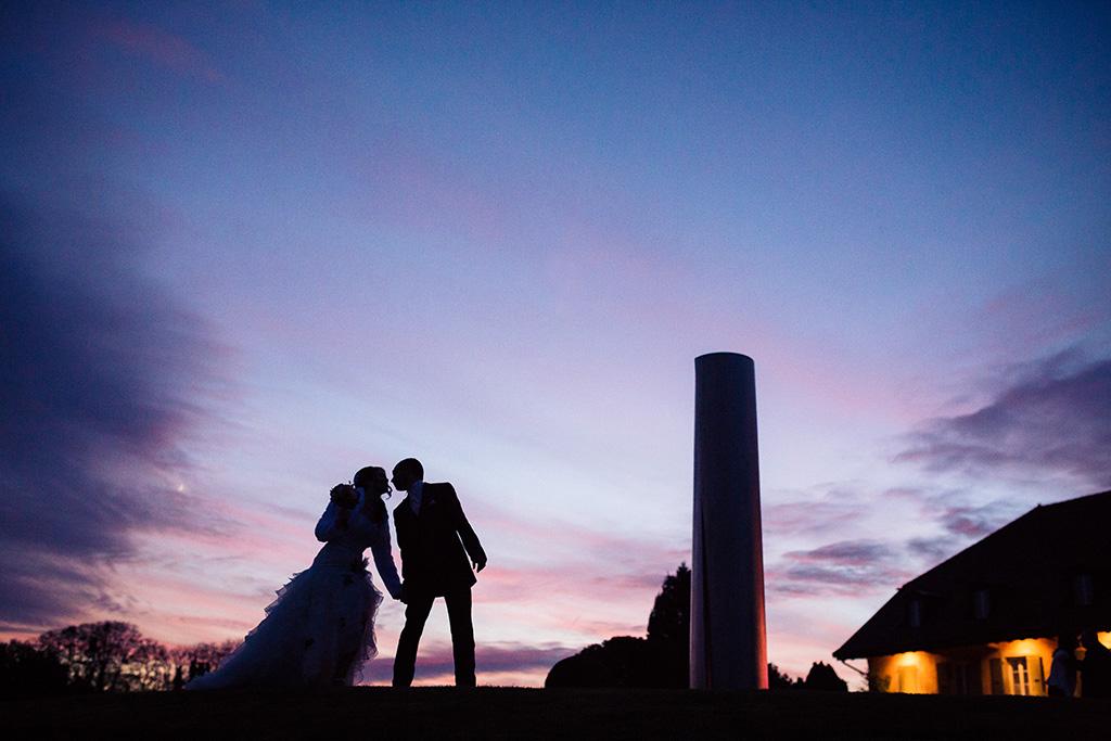 mariage aux portes des iris