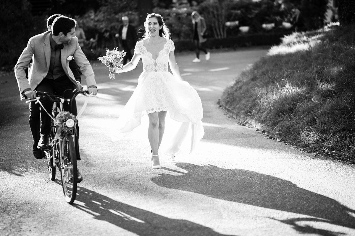 photographe de mariage photo spontanées