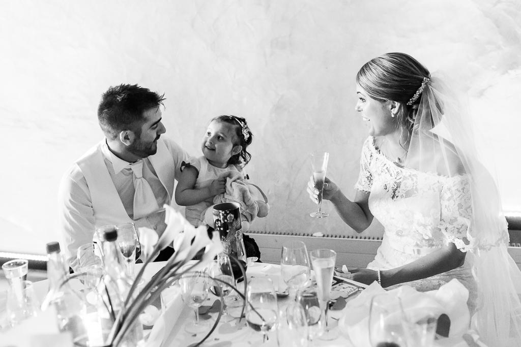 Mariage civil au château d'Aigle