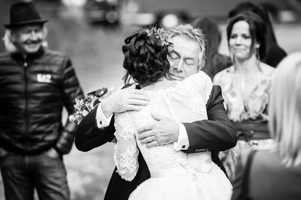 photographe de mariage sobre