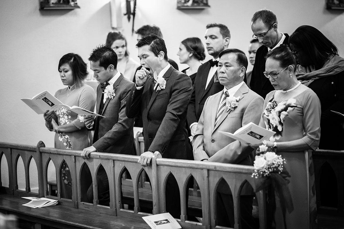 photographe de mariage à Villeneuve