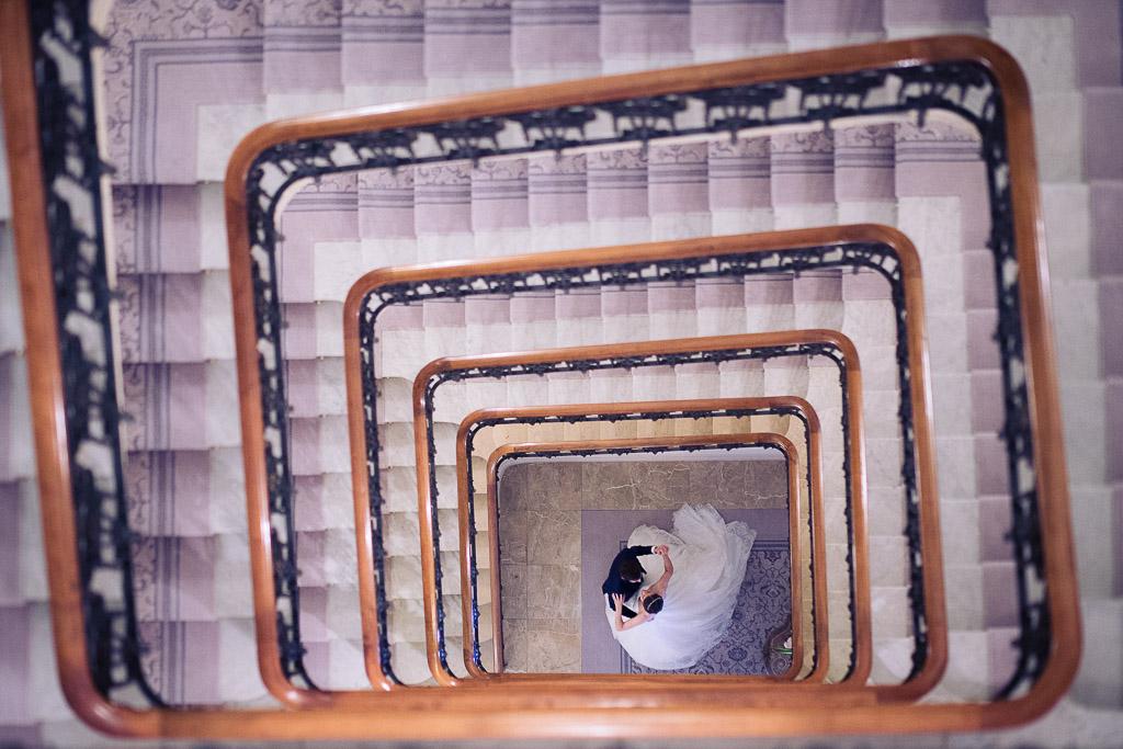 photographie de mariage originales