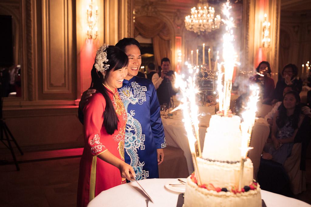 Mariage au majestic hôtel de Montreux
