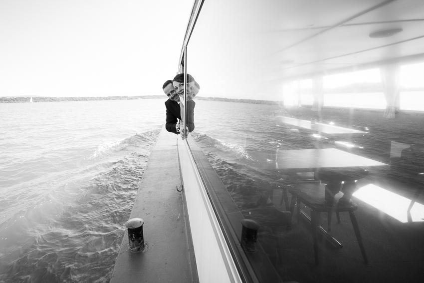 En route sur le lac de Bienne