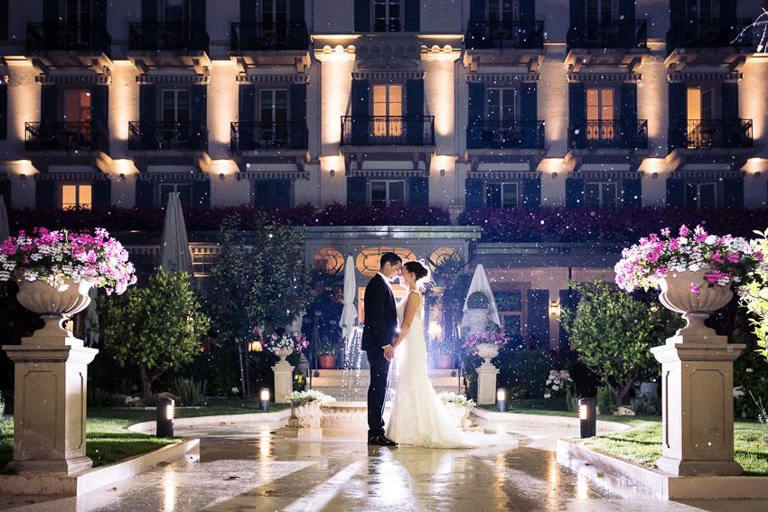 Mariage au Grand Hôtel du Lac à Vevey