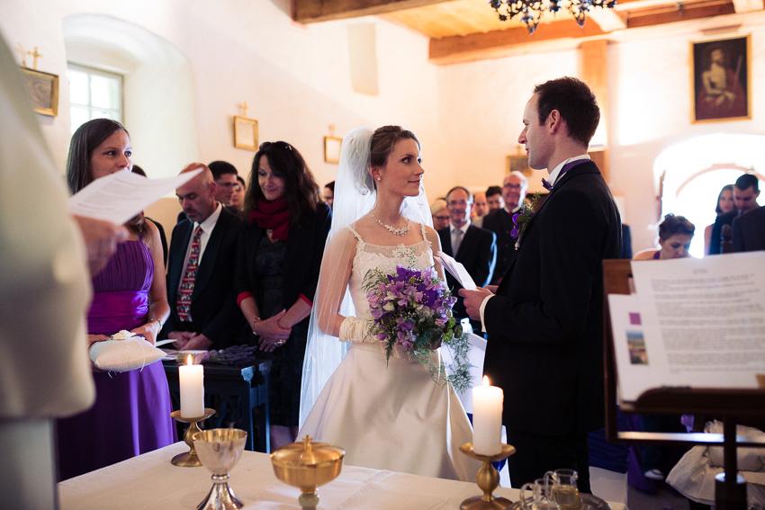 mariage religieux sur l'ile d'ogoz