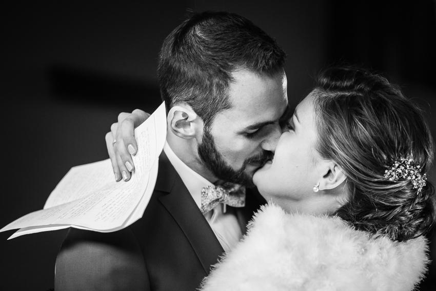 photographe de mariage abbaye à Bevaix