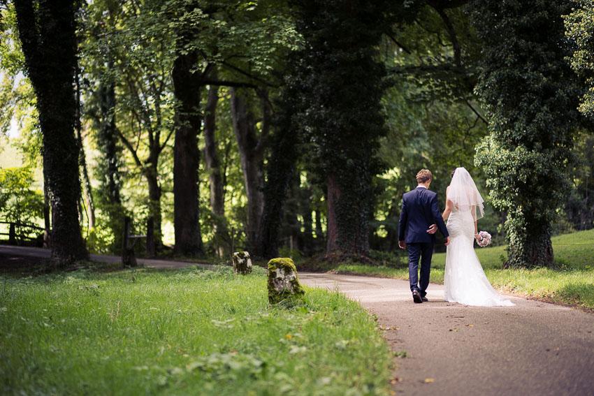 photographe de mariage au domaine de la lance de concise