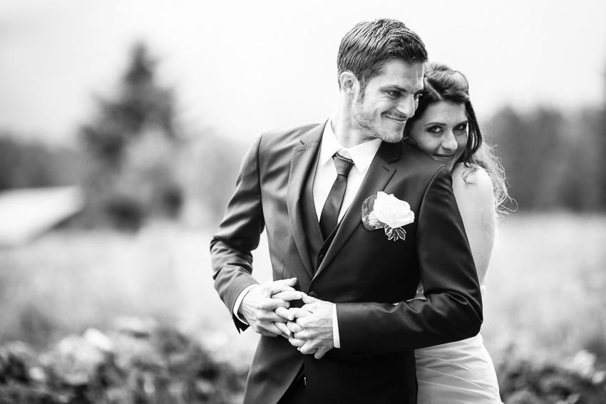 Un mariage champêtre