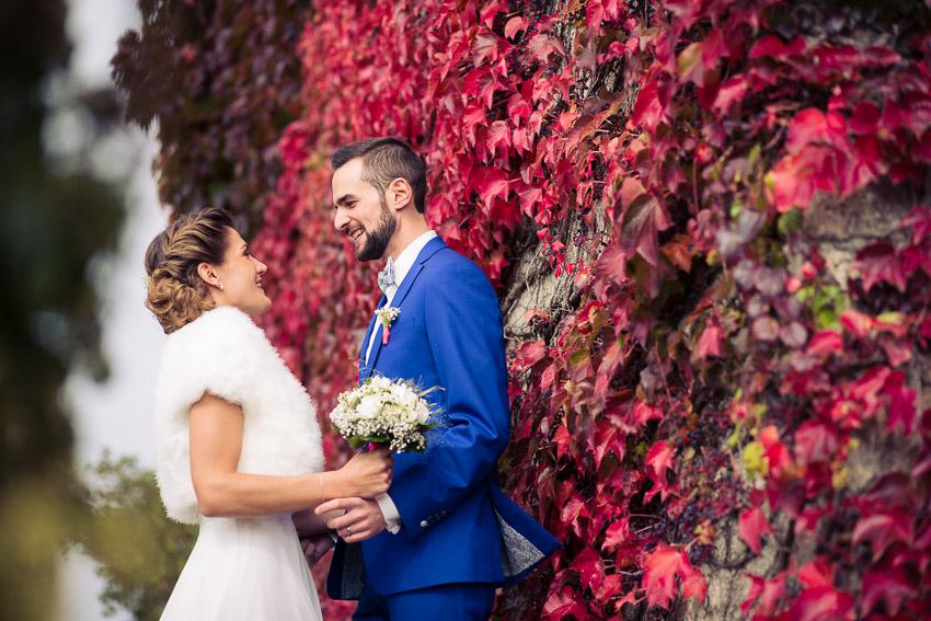 Mariage à l'Abbaye de Bevaix