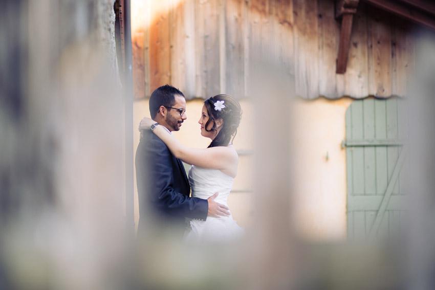 un mariage aux portes des Iris