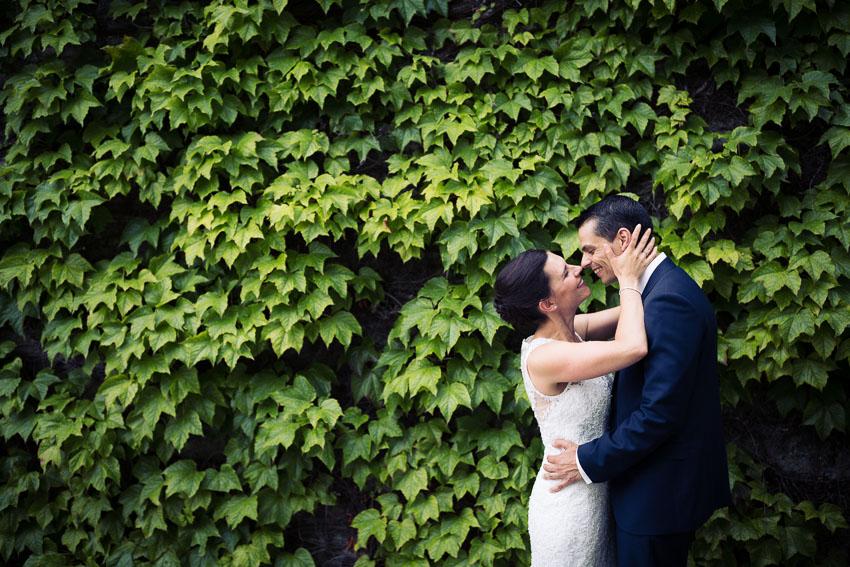 un mariage dans les vignes du lavaux