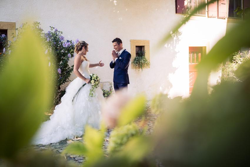 cérémonie de mariage en exterieur