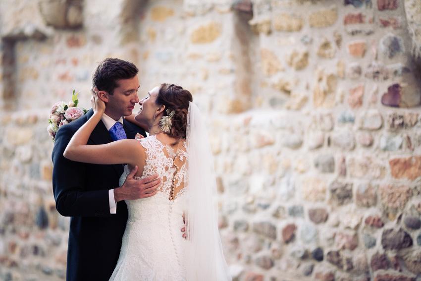 Mariage religieux à l'Abbatiale de Romainmôtier