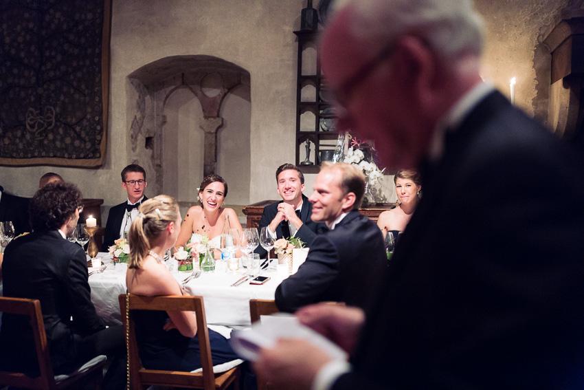 Le discours du papa de la mariée