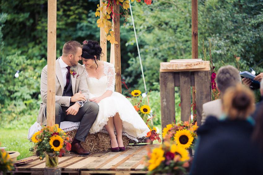 mariage champetre au jura