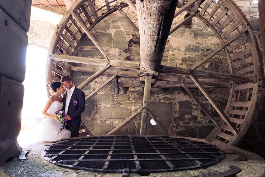 Mariage à Romont