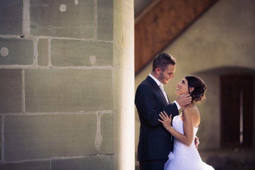 mariage chateau de romont