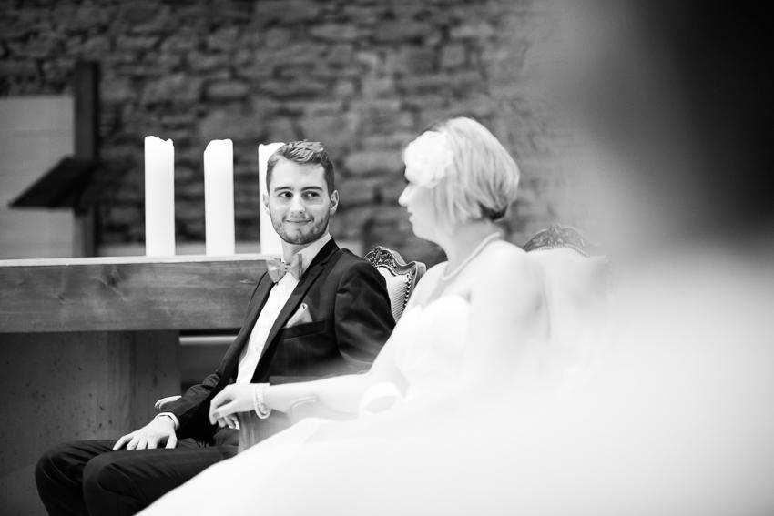 Un mariage religieux