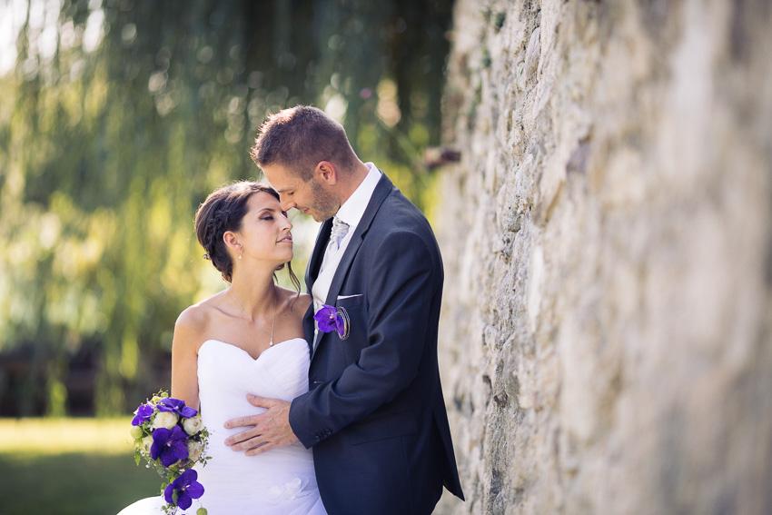 photo mariage glamour