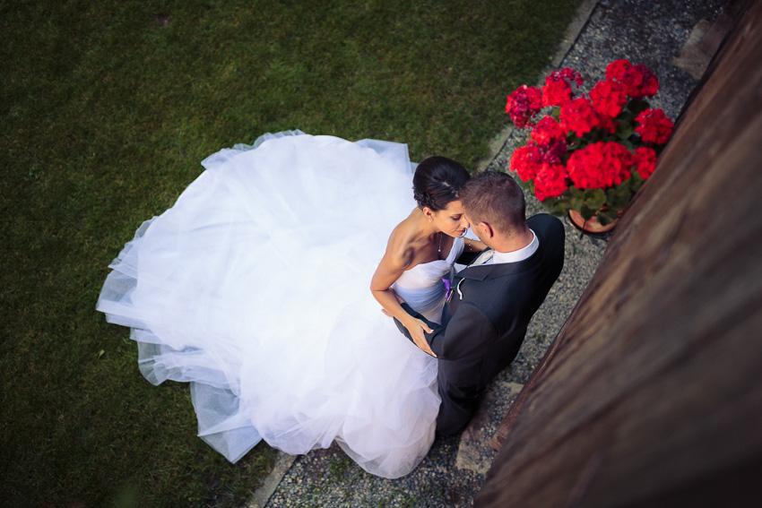 Mariage civil à Romont