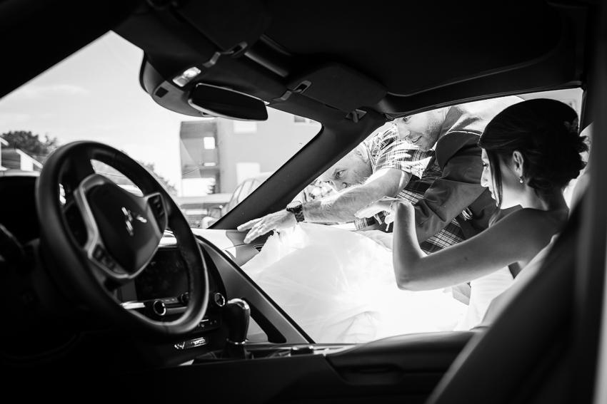 photographe mariage au chateau de romont