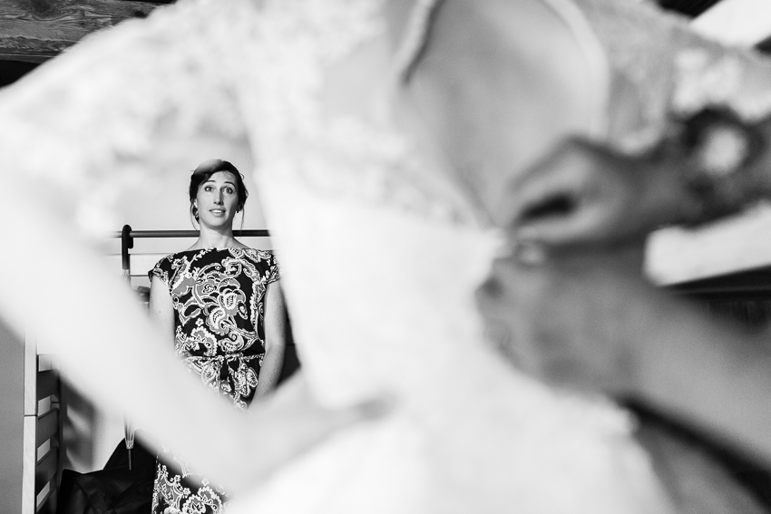 robe mariage champetre