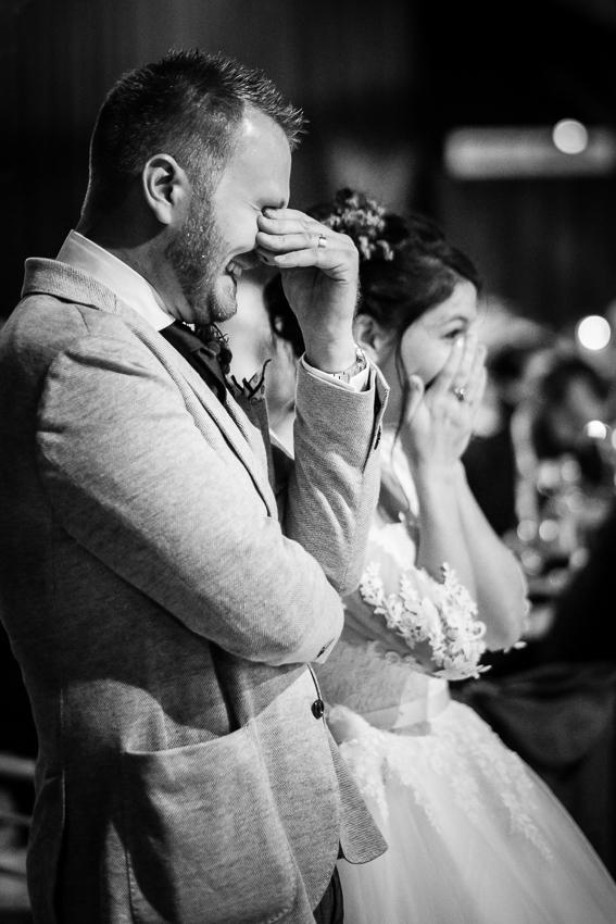 soirée du mariage dans le jura