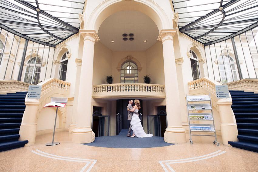 photographe de mariage au Grand hôtel des Bains