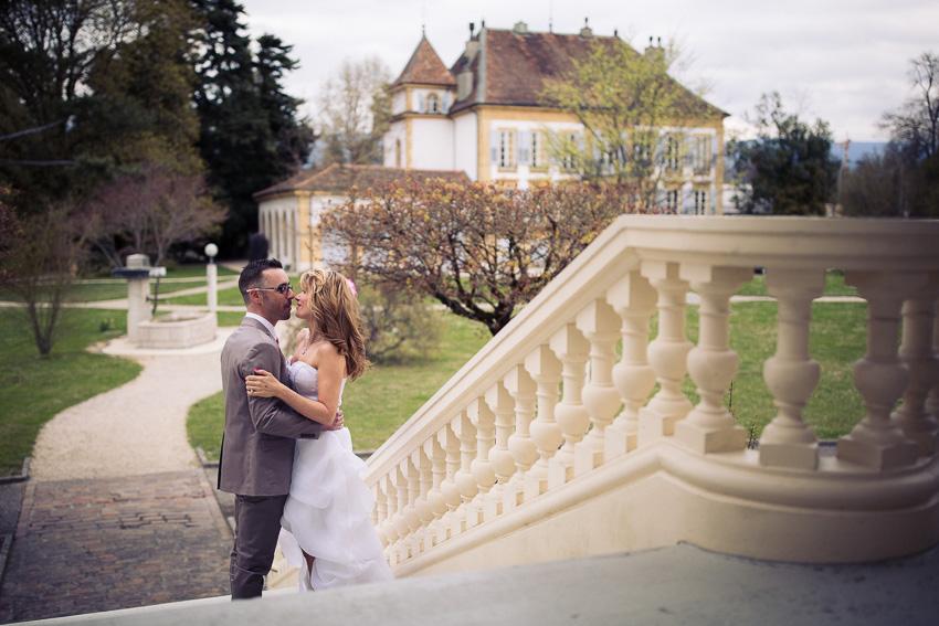 Mariage au Grand Hôtel des Bains