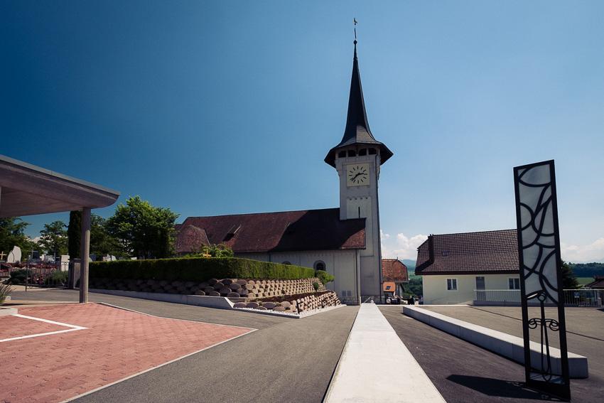 Eglise catholique de Villars-sur-Glâne