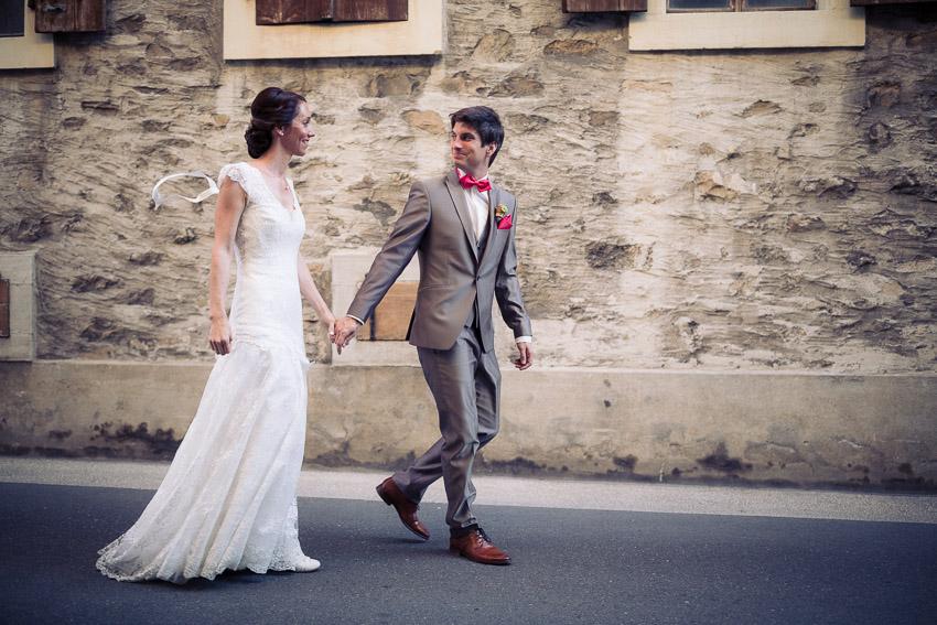 photographe de mariage Grandvaux