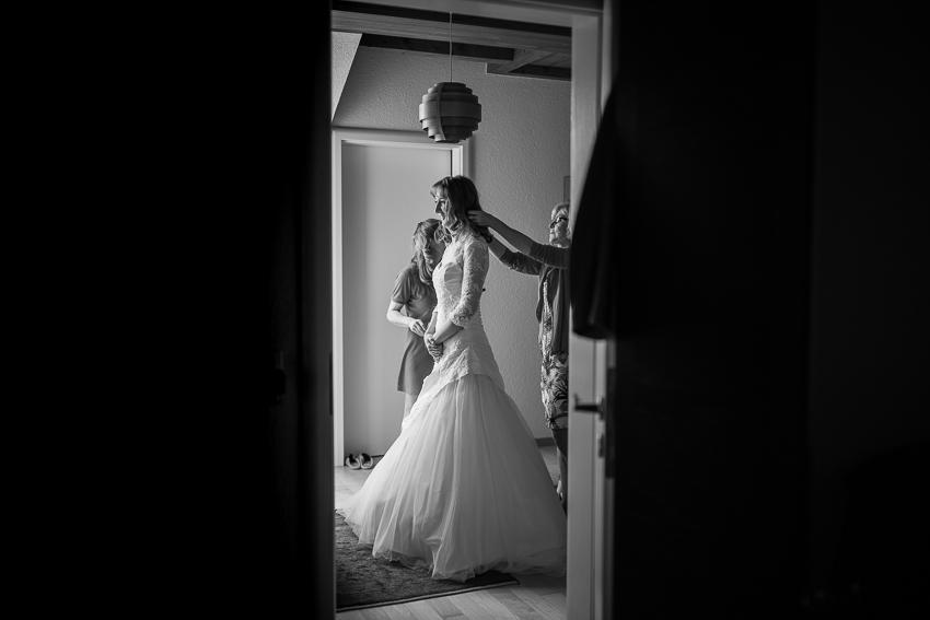 Mariage à Morat