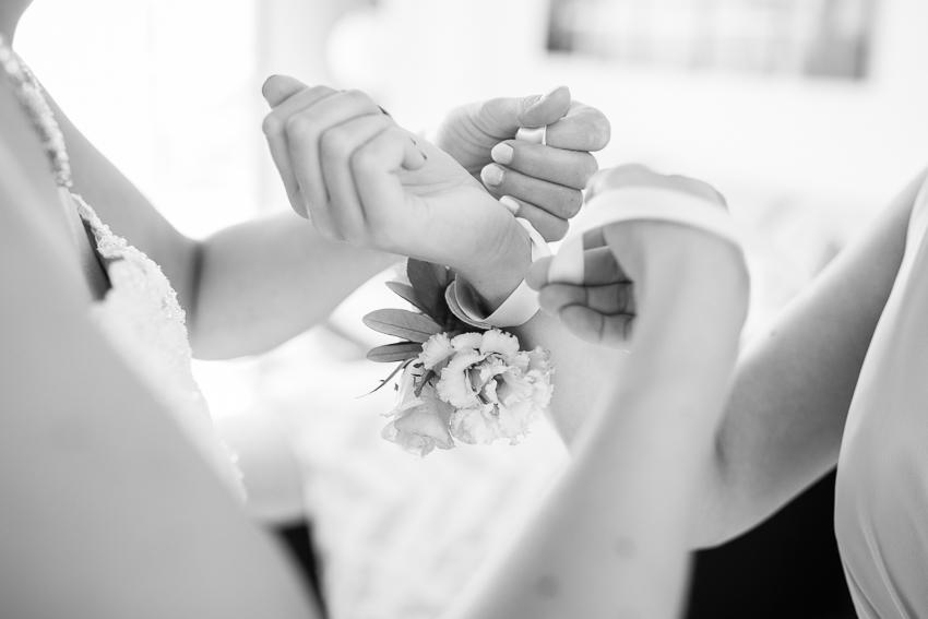 préparation du mariage