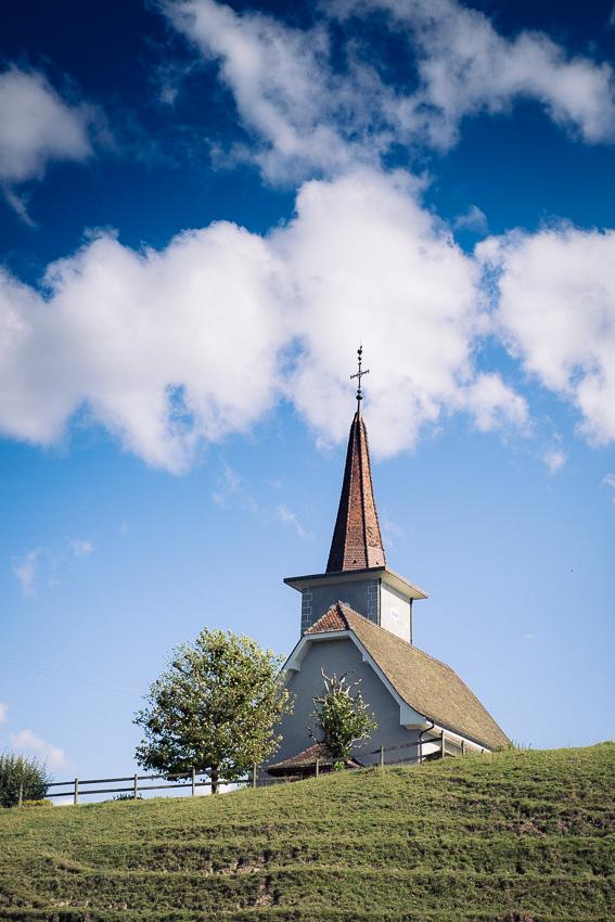 Eglise de Vuissens