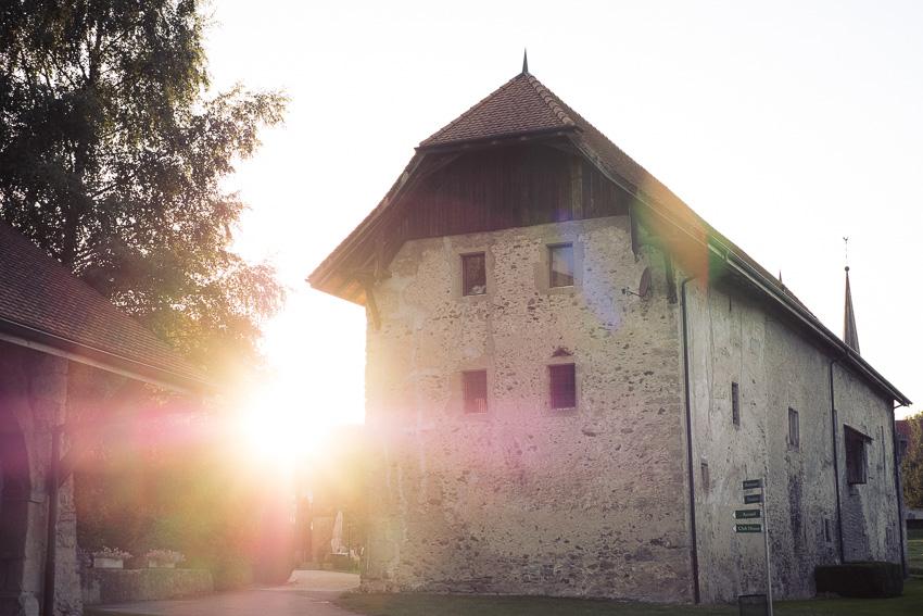 Château de Vuissens