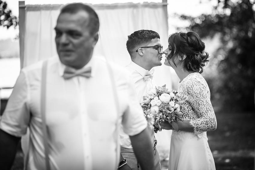 Photographe de mariage lac de Bienne
